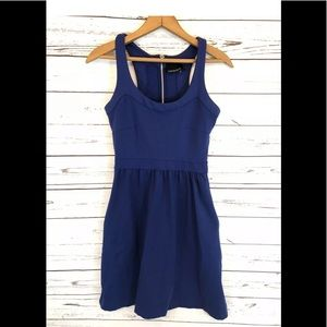 Cynthia Rowley Blue Dress